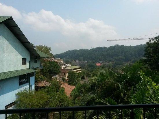 Hotel Amanda Hills: view