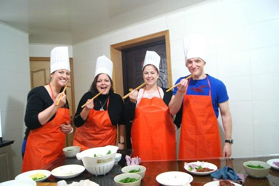 ‪Cook In Shanghai Chinese cooking classes- Private Cooking Class‬