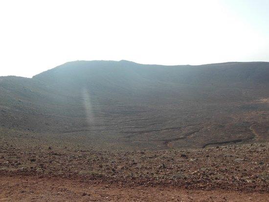 Montana Roja : Crater