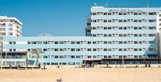 Dom Jose Beach Hotel Algarve
