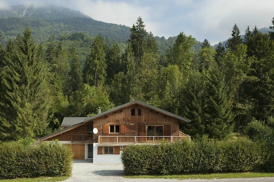 The Tasty Ski Company - Chalet Mautalent : Chalet Mautalent in Summer