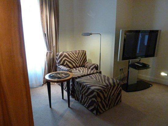 Hyatt Paris Madeleine: Sitting area