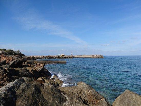 Iberostar Creta Marine : Бухта