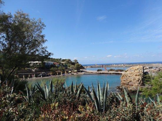 Iberostar Creta Marine : первая бухта