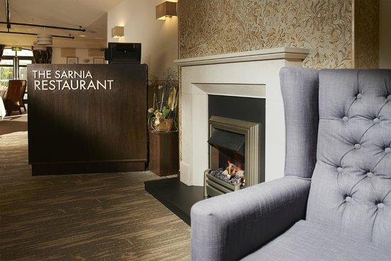 The Peninsula Hotel : Restaurant