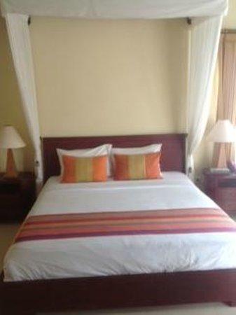 Beji Ubud Resort: Bedroom