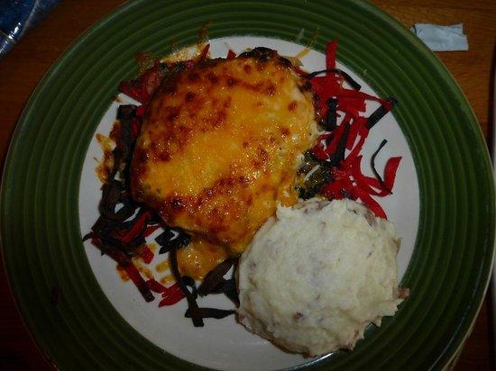 Applebee's Fiesta Lime Chicken
