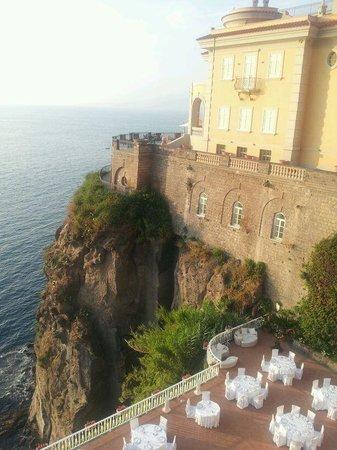 Hotel Corallo Sorrento: Una terrazza paradisiaca