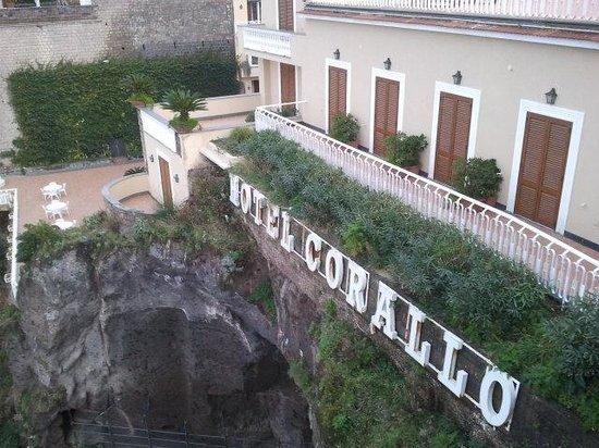 Hotel Corallo Sorrento: Hotel corallo d'inverno