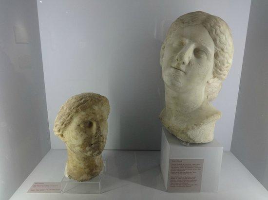 Greek Theatre : Exhibits