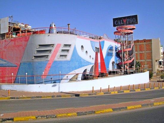 Calypso Hurghada Center: Calypso