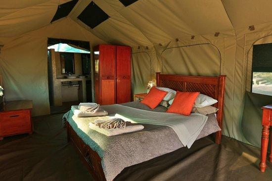 Mogothlo Safari Lodge: Room inside