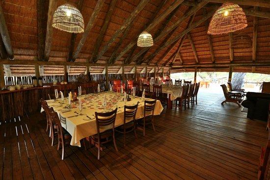 Mogothlo Safari Lodge: Dining Area