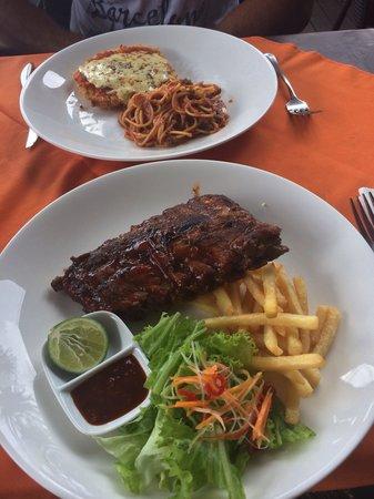 Vi Ai Pi: 50k set menu - omg these ribs !!!!!
