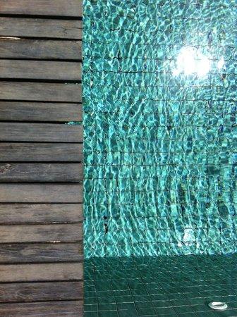 The Amala: pool