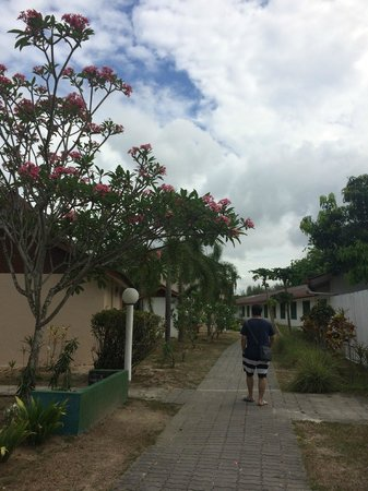 The Frangipani Langkawi Resort & Spa: 리조트