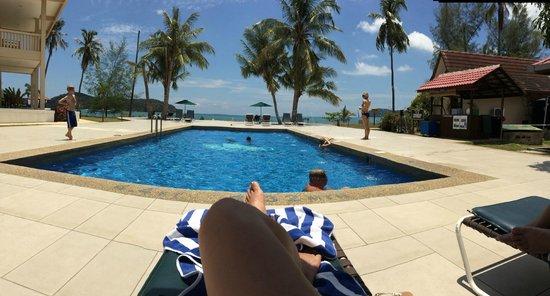 The Frangipani Langkawi Resort & Spa: 작은수영장