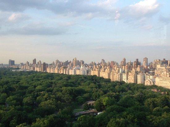 JW Marriott Essex House New York: central park view