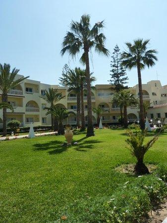 Hotel Abou Sofiane : Outside