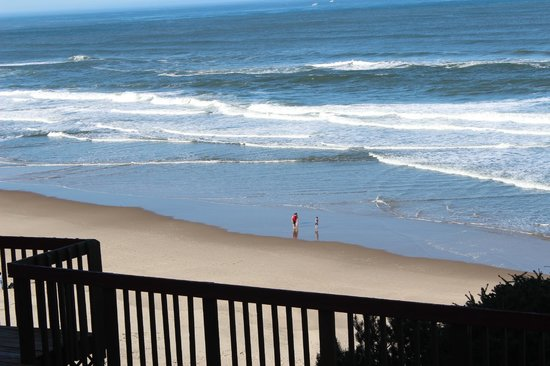 Nordic Oceanfront Inn: One of many view from the room.