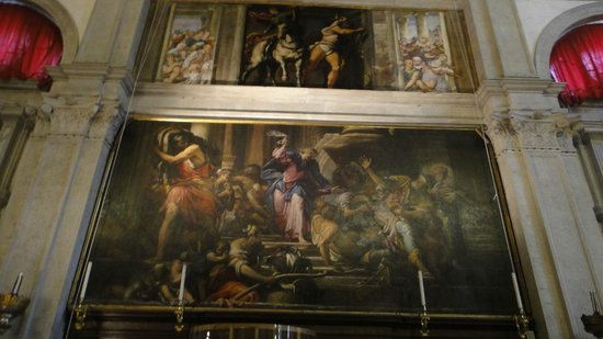 Scuola Grande di San Rocco: one of the paintings