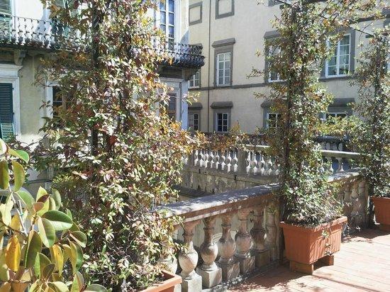 Relais San Lorenzo : Il terrazzo della camera