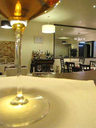 Restaurant la rencontre saint gregoire