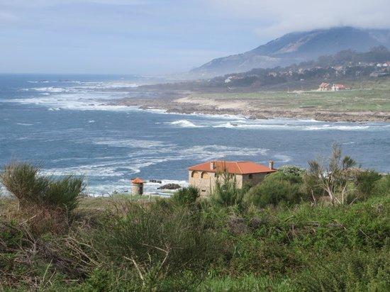 Casa Puertas: Blick in die Landschaft