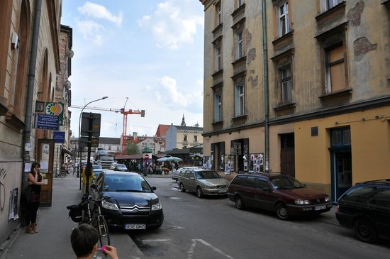 Jewish District (Kazimierz): Казимеж
