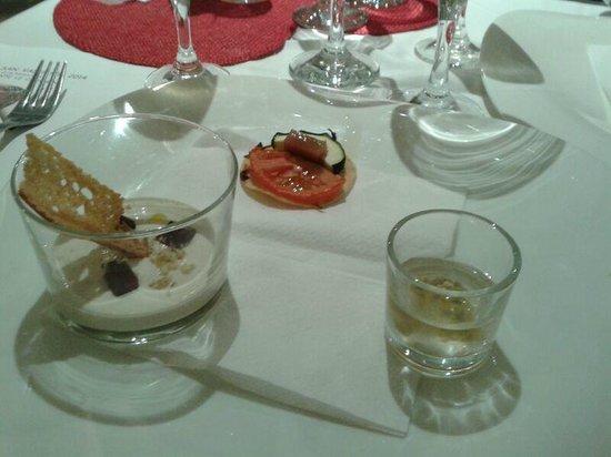 Le Cabanon : La comida un diez , todo muy bueno
