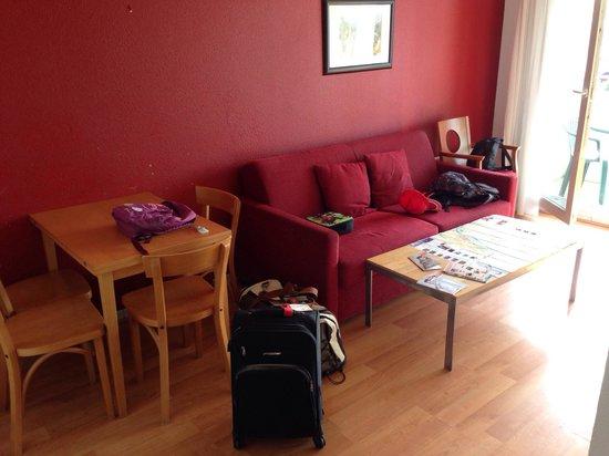 Sejours & Affaires Apparthotel  Lyon Park Lane : Chambre 708