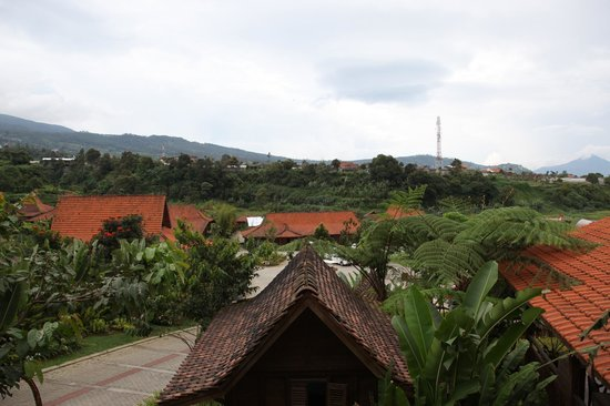 Adarapura Resort & Spa: View from Cafe