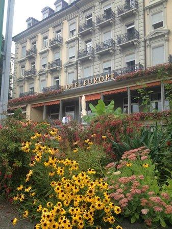 Grand Hotel Europe: Beautiful!