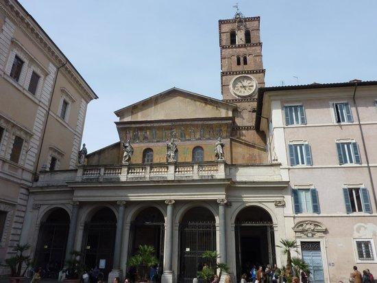 Trastevere : Santa Maria in Trastavere