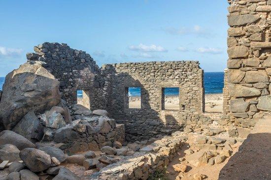 Balashi Gold Mill Ruins: ruins