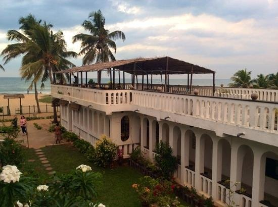Hotel Silver Sands: room view