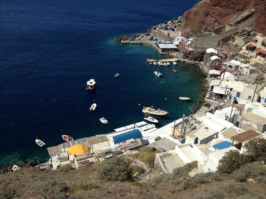 Taverna Katina: View