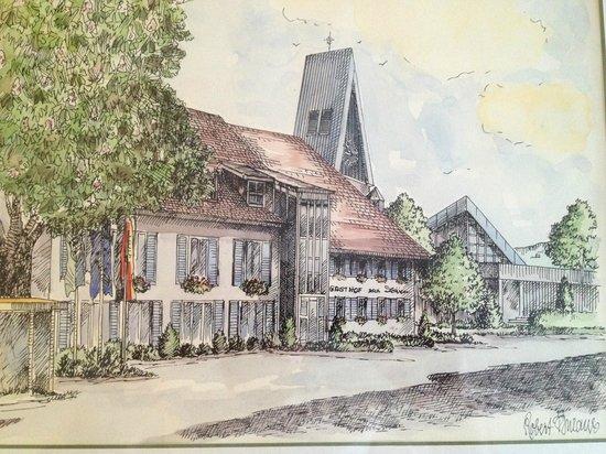 Landgasthof Löwen: Hotel
