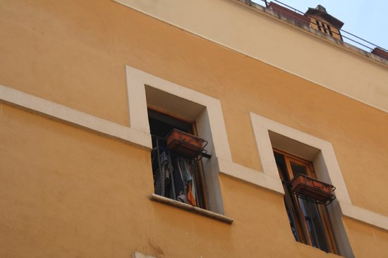 Trastevere : Only laundry I saw