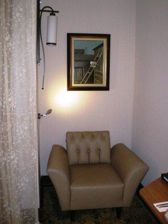 Konak Hotel: Мягкое кресло