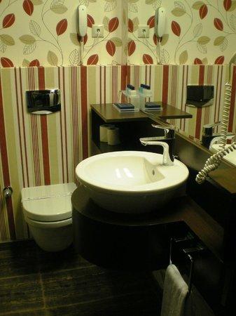 Konak Hotel : Ванная