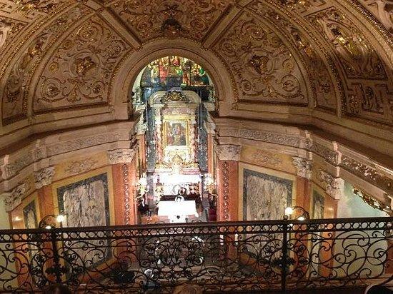 Santuario Basilica La Consolata - cripta