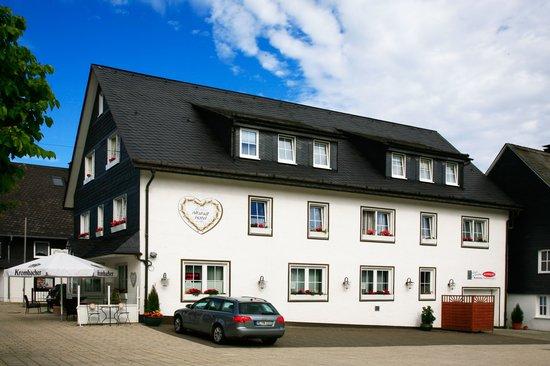 Das kleine Altstadthotel: Aussenansicht