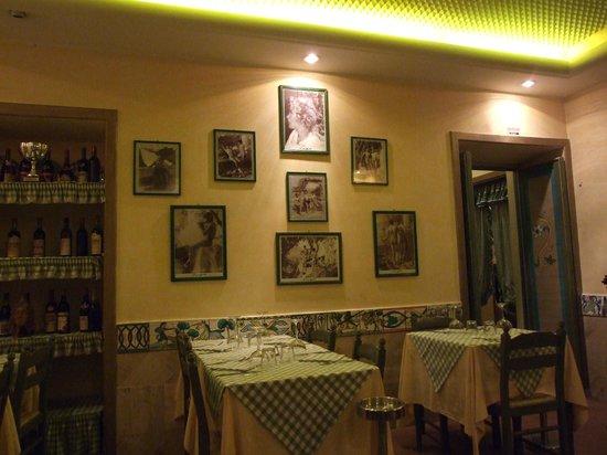 Siciliainbocca in Prati : anneannemin evi gibi