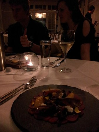Katers Restaurant: Dinner at Katers