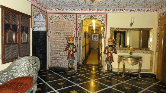 Umaid Mahal: elegant