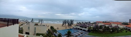 Pullman Danang Beach Resort : view from the penthouse