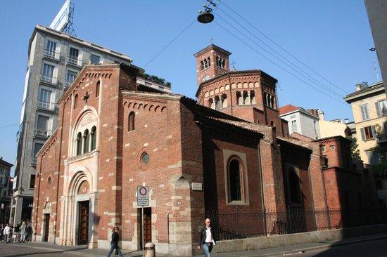 Chiesa di San Babila