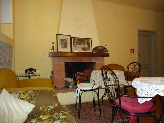 SanGaggio House: Sala Colazione