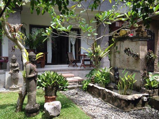 Mulawarman Ubud Bali: Garden